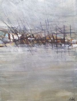 CHATEL Bernard - Démolition