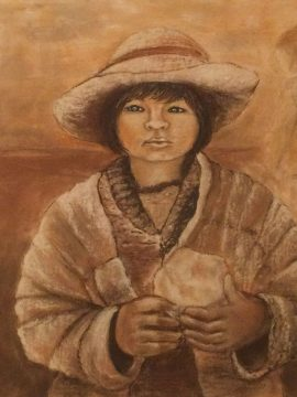 CHEYROUZE Claudine - La petite bolivienne