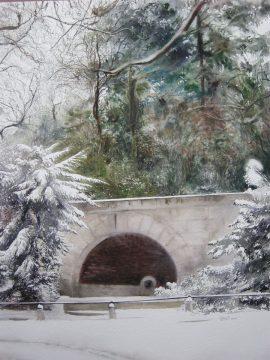 ETHEVE Jean Jacques - L'hiver